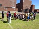 Junior camp, June 2015.